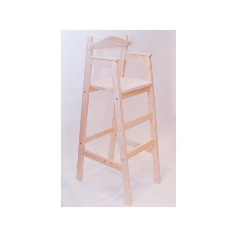 Chaise junior chaises hautes en bois chaise haute en for Chaise pour bebe table