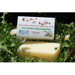 Boutique Farandole - Savon aux huiles adoucissantes