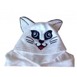Boutique Farandole - Peignoir chat