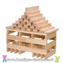 Boutique Farandole - Planchettes magiques en bois en Coffret