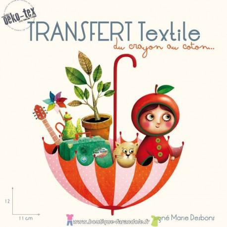 Populaire préféré Transfert textile Little Rondelune @WH_87