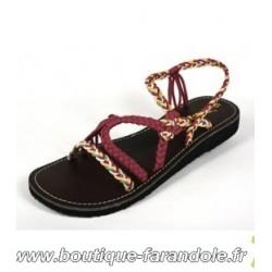 Sandale la Marine Helia Cedar Blush